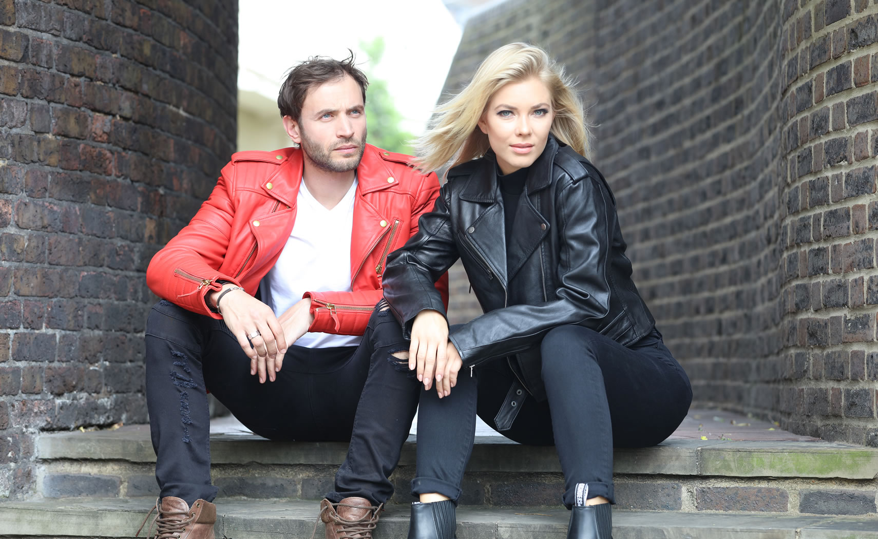 Mens and Womens Leather Jackets